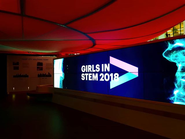 Had a great time attending the @accenture_uk_careers @accenture #girlsinSTEM event today! It was inspiring to engage with the next generation of female workforce!! #nhscareers #gih