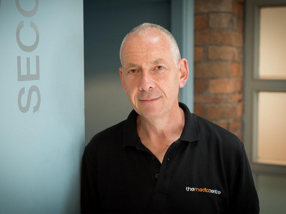 Paul Harrison, Facilities Coordinator