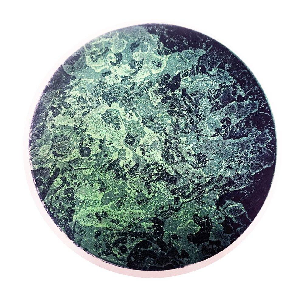 Emerald Moon by Fabian Osborne