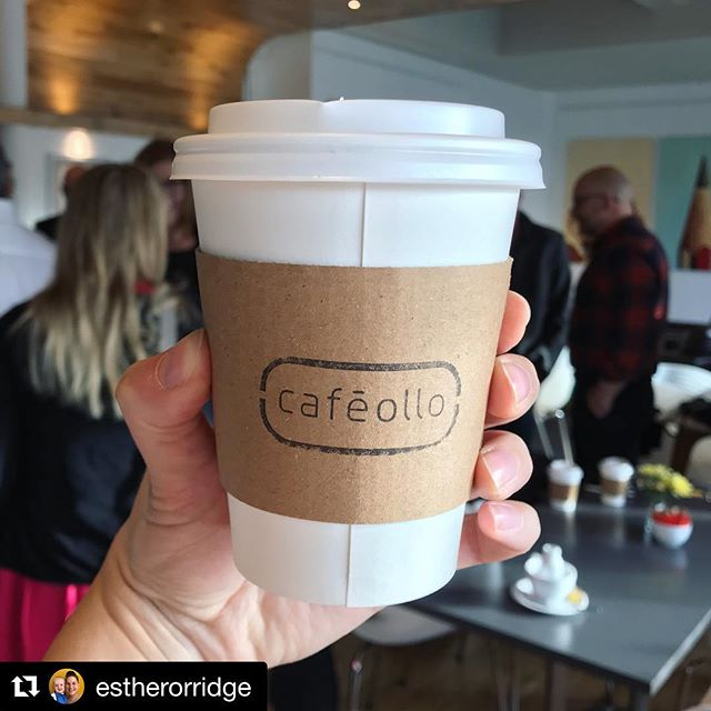 #Repost @estherorridge ・・・ I had a great time back at #MYnetworkHUD today! Lovely to reconnect with people & meet some new people too ☕️ Have you ever been before? Every 3rd Wednesday of the month, 9-11am at #CafeOllo @themediacentre