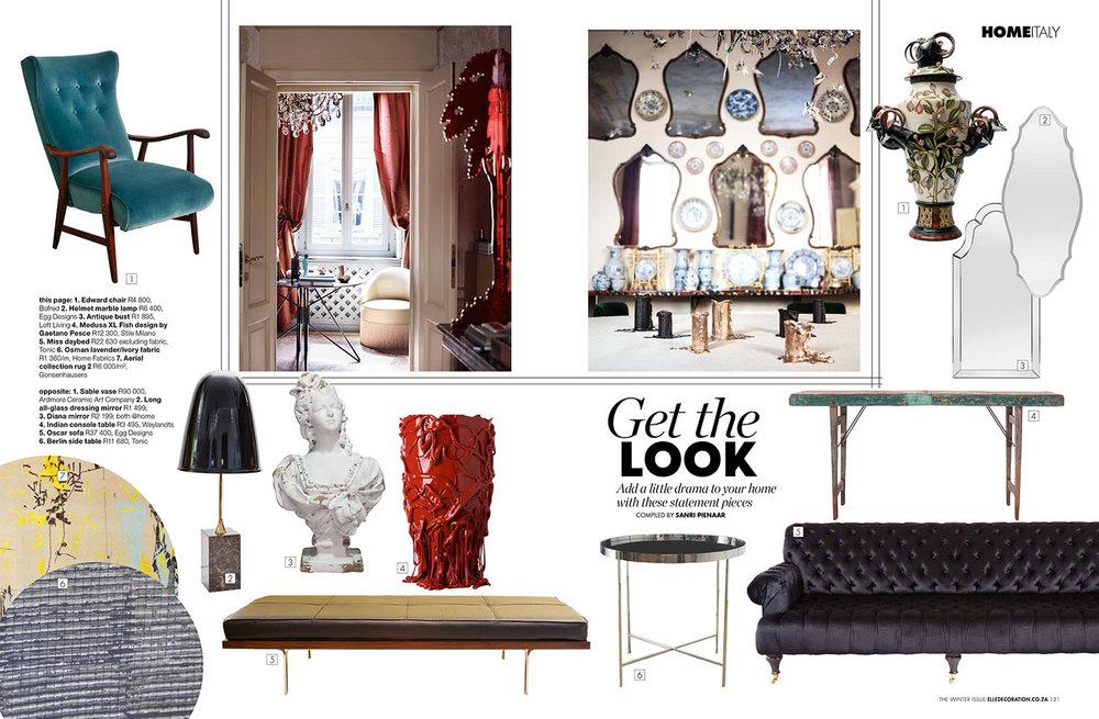 House & Leisure. 2014. Edward Chair / Restored Furniture.