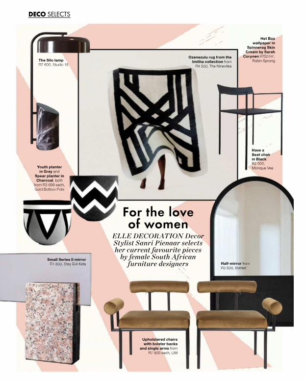Elle Decoration Aug 2018