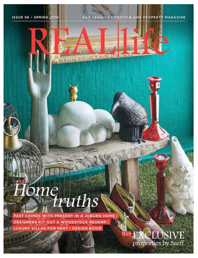 Real Life Magazine Oct 2018