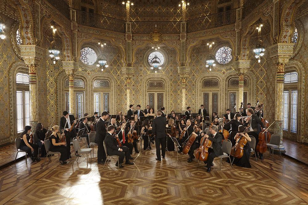 OFP no Palácio da Bolsa, Porto 2017