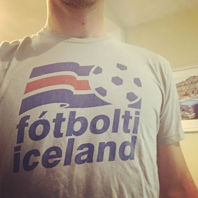 No US in the #worldcup - why not root for the first-time, smallest-nation in the tourney?! #icelandsoccer