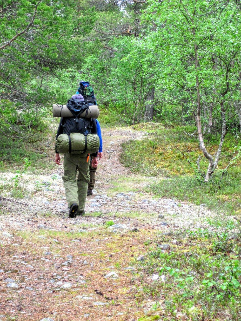 Norsk Mestring sin villmarksterapi metode