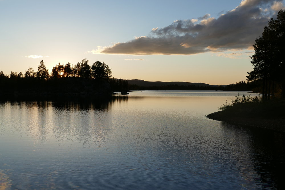 Langtjønna med Norsk Mestring