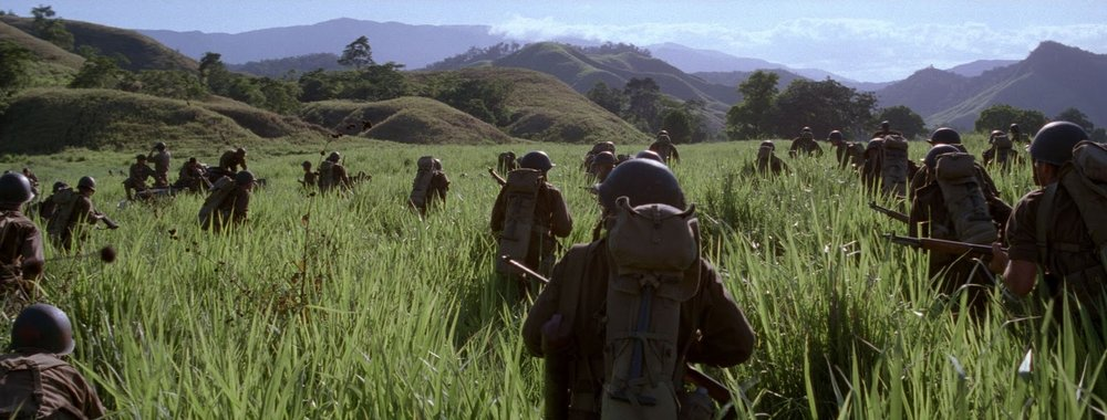20. The Thin Red Line -