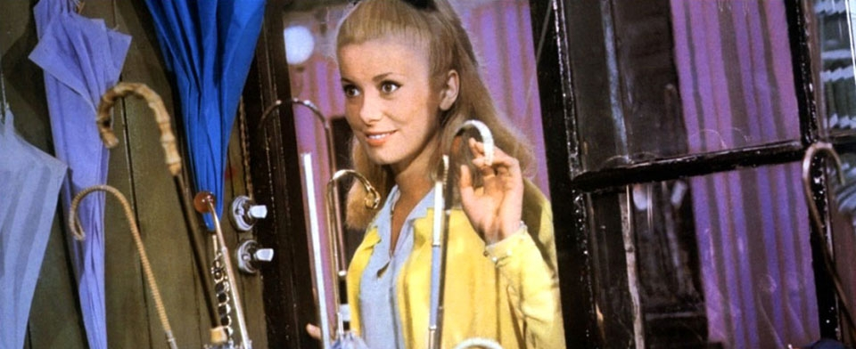 17. The Umbrellas of Cherbourg -