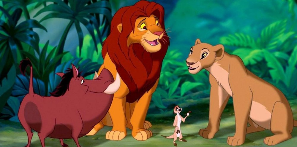 11. The Lion King -