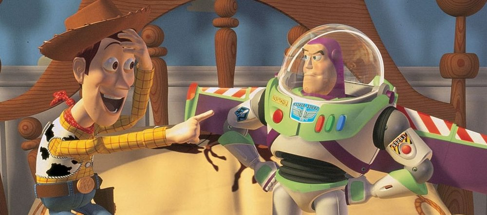 7. Toy Story -
