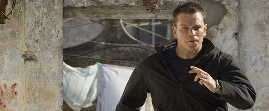 6. The Bourne Ultimatum -