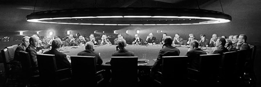 65. Dr. Strangelove -