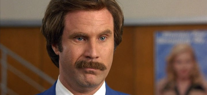 53: Anchorman: The Legend of Ron Burgundy -