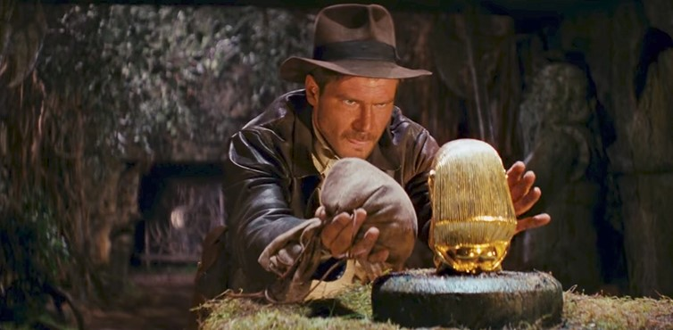34: Raiders of the Lost Ark -