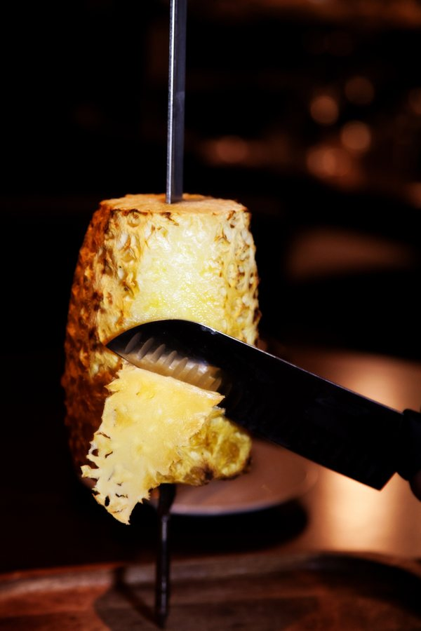PINEAPPLE - Grilled