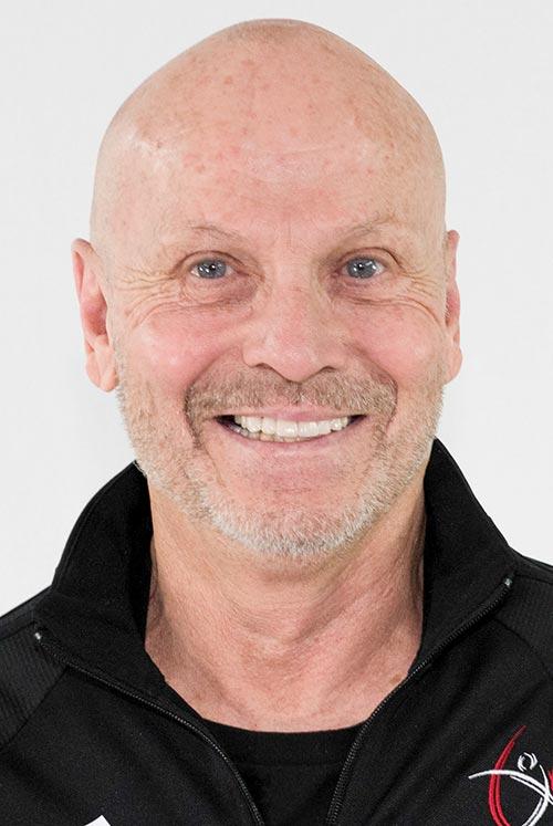 Michel Charron   Entraineur Chef Compétitif National GAF