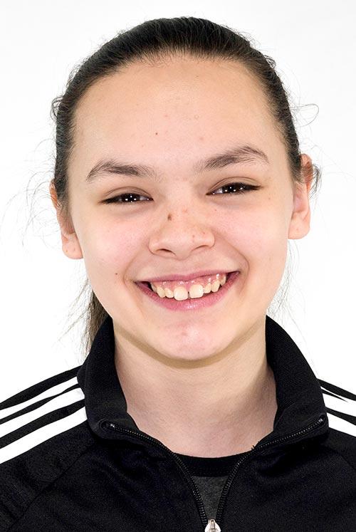 Isabelle-Sue Pilette   Pré-Compétitif CR