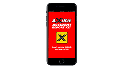 AxiKit Fleet Accident Report App
