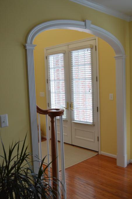 Foyer Archway Trim
