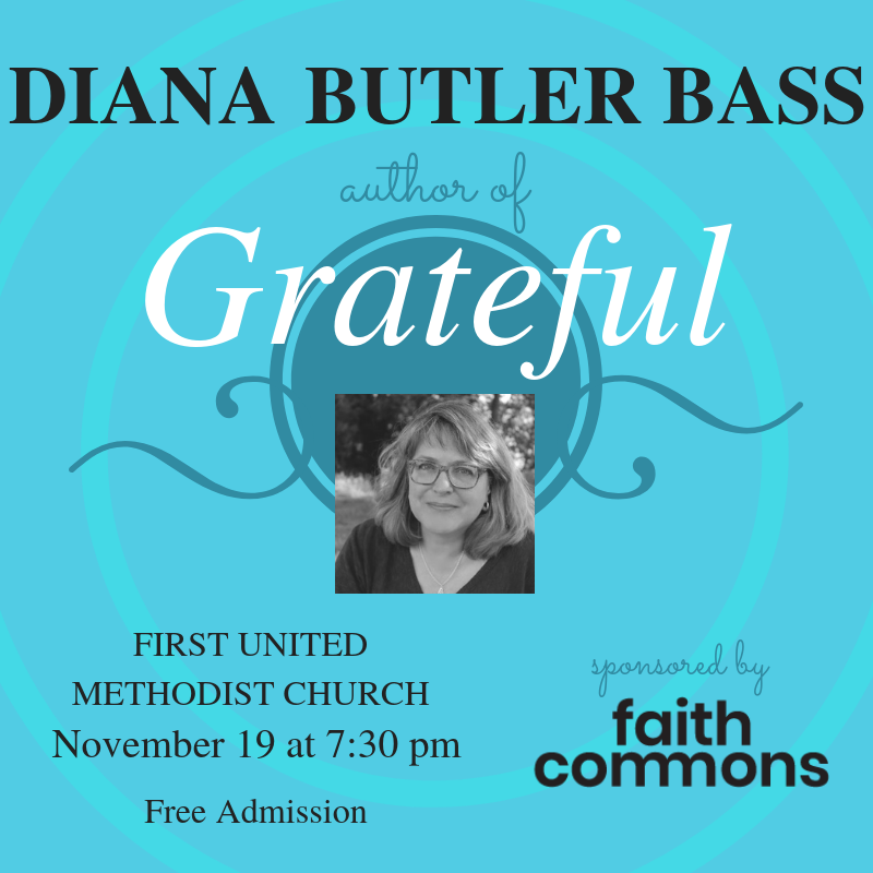 Click   here   for bio of Diana Butler Bass.