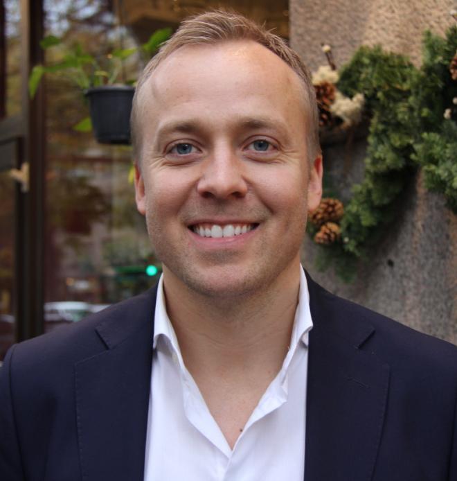 Peter Källström, Sales Manager