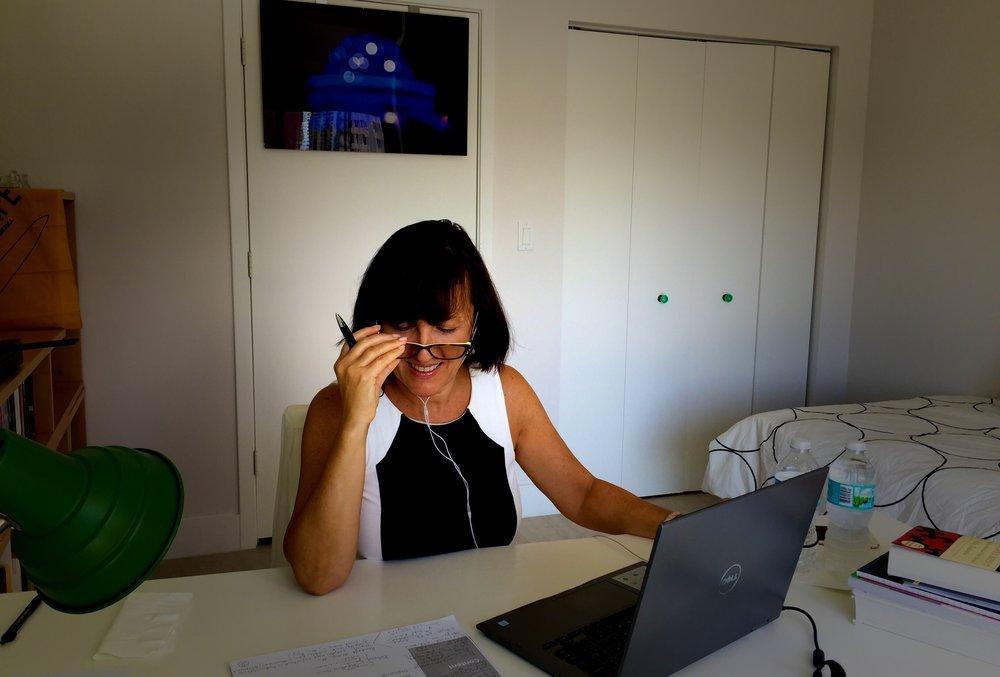 - Helena Herrero during Webinar
