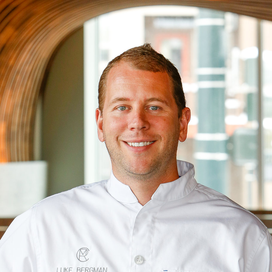 Concourse - CHEF'S TABLE with Luke BergmaN