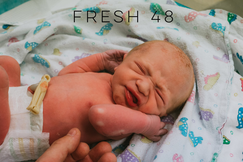 Fresh 48 Newborn Baby Photographer Austin Texas Lifestyle Maternity Hospital Photography Documentary