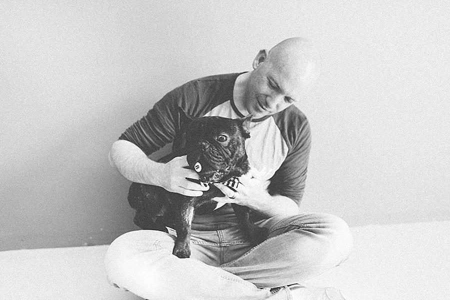 Darren Bester - Cape Town Wedding Photographer - French Bulldog - Cooper_0004.jpg