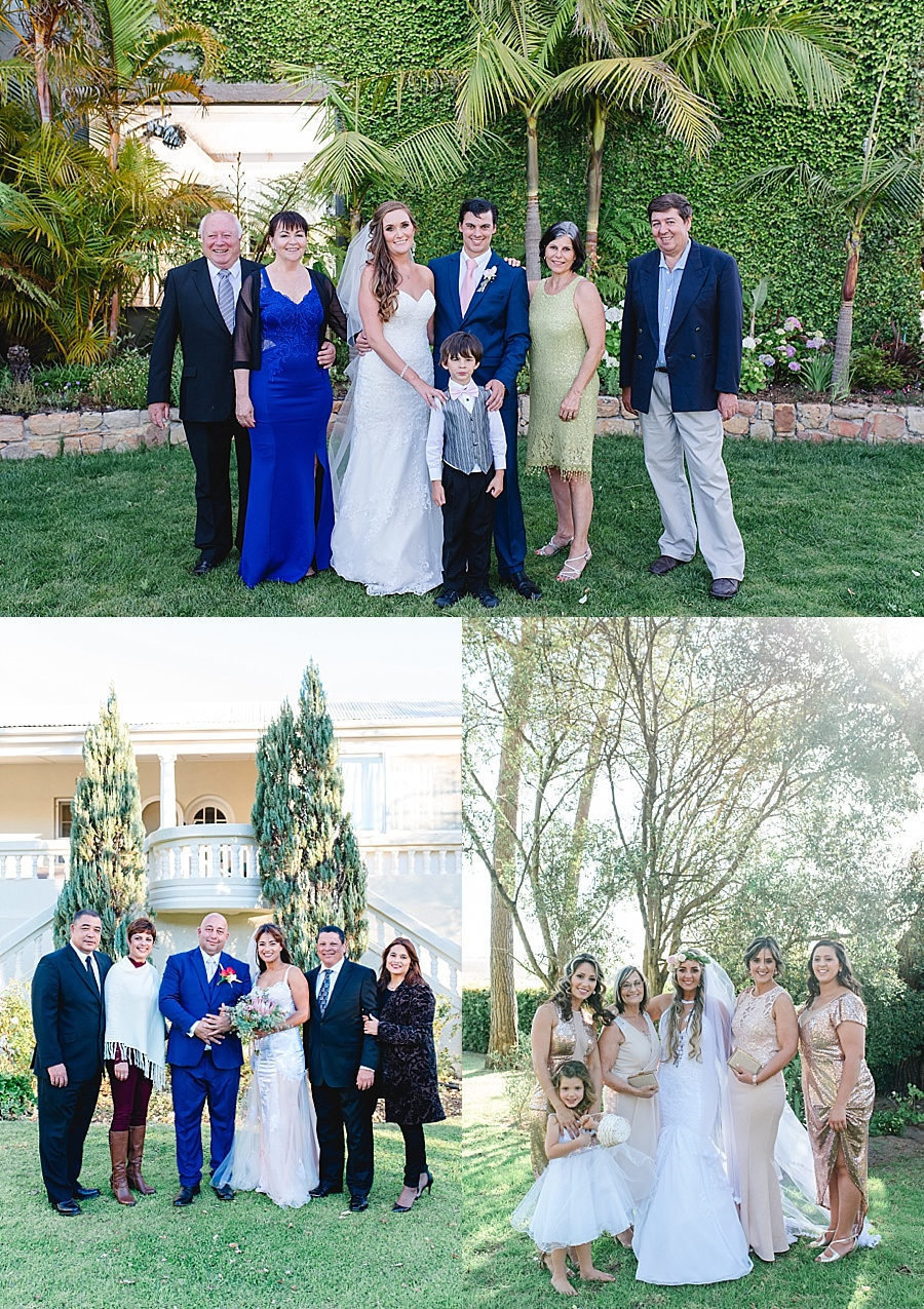 Formal Family Photographs
