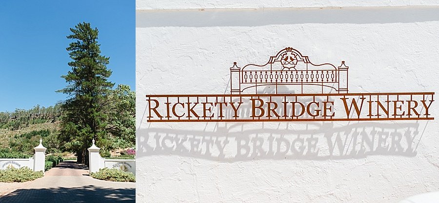 Rickety Bridge Franschhoek