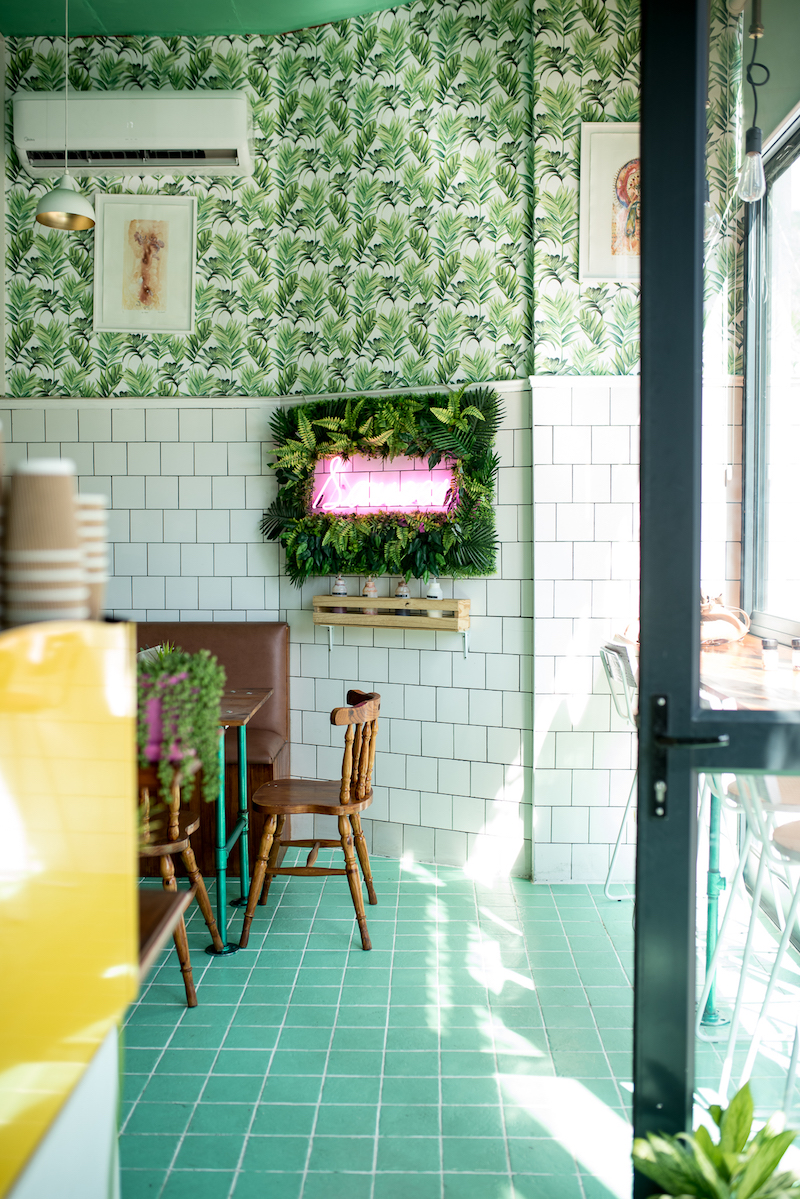 THE RAPTOR ROOM - This quirky eatery in the city centre is a delight for all the senses.
