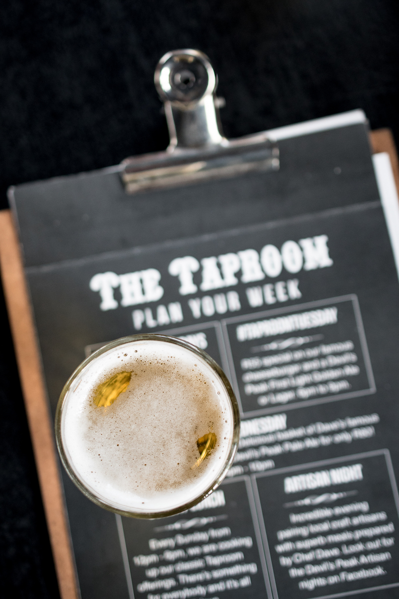 THE TAPROOM - Found in trendy Salt River, The Taproom offers all the good vibes.