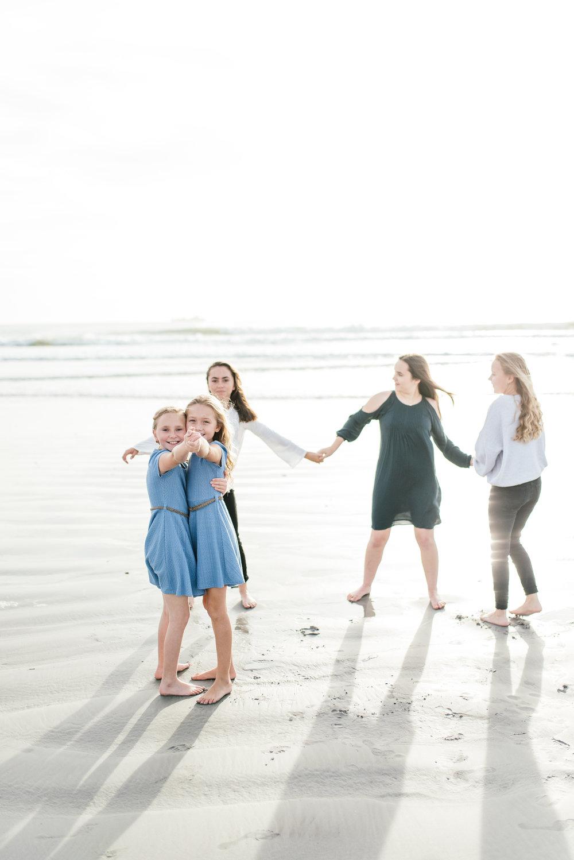 the keown girls - Cousins