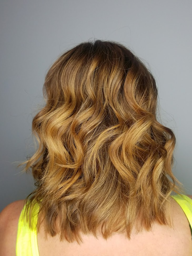 Color Balayage