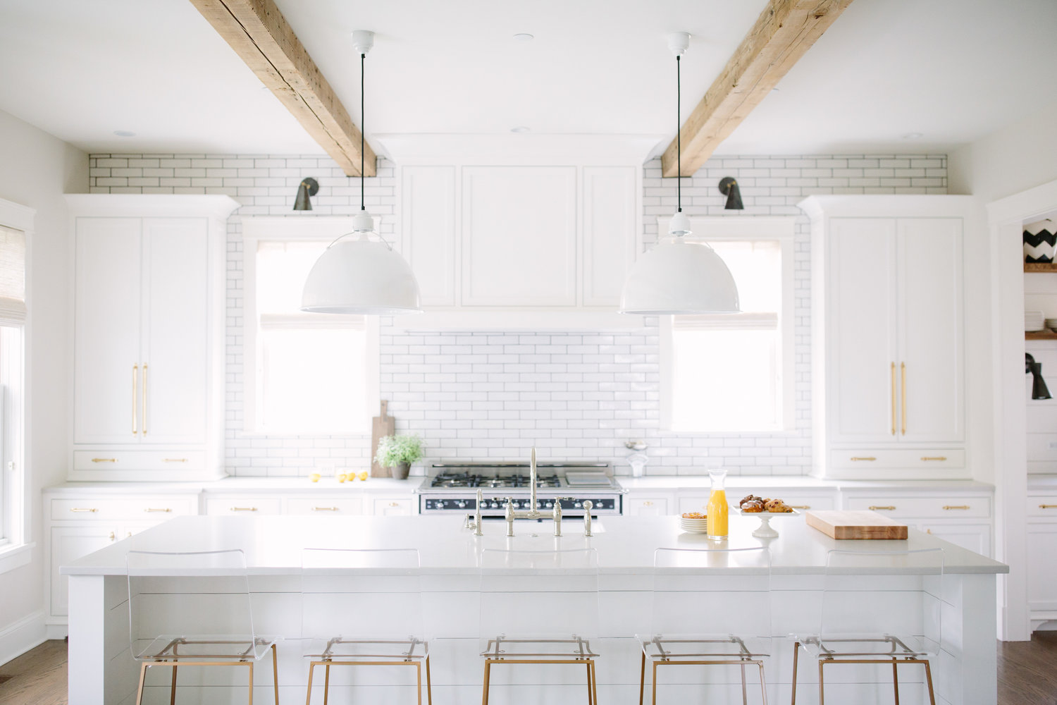 Kitchen Remodel Inspiration // Kate Marker Interiors // Winsome Rose Journal