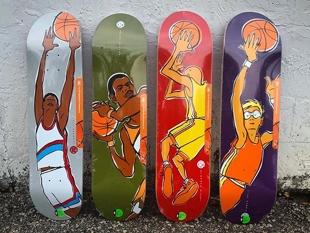 New boards in from @girlskateboards available in store and online 🔥👹
