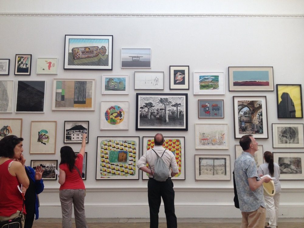 Royal Academy Summer Exhibition 2014