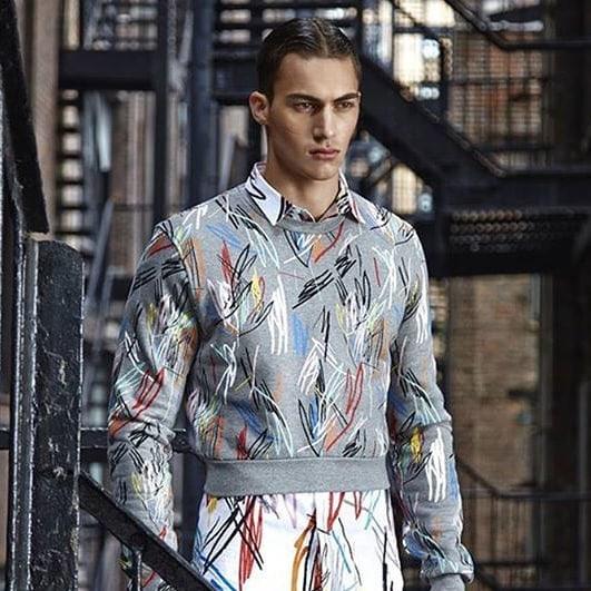 photographer @gregswalesart model @pozzialessio stylist @jonathanmahautstudio  clothing by @moschino @itsjeremyscott @burberry . . . . .  #itsjeremyscott #moschino #burberry #nyfw2019  #phaseone #IQ280 #fashion #nycphotographer