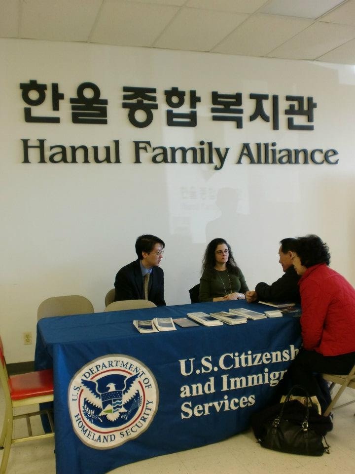 Legal & Immigration -