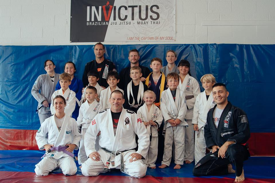 Kids Group Picture after Belt ceremony