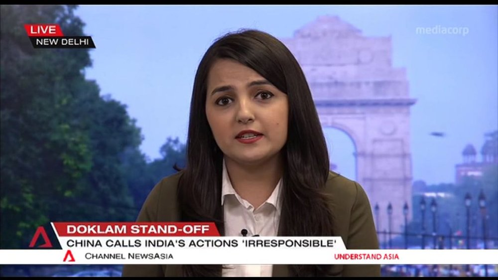 FSN's Delhi Correspondent NEHA POONIA overs breaking and developing news across India, with a special focus on political developments in one of the world's fastest-growing developing nations.  FSN LIVE also offers full live facilities from the Indian capital, and a companion bureau in  Mumbai.