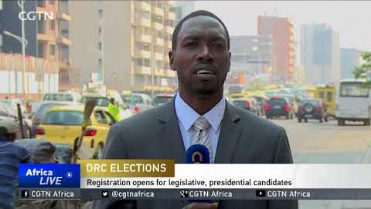 FSN's Kinshasa Correspondent Chris Ocamringa covers all the major news stories in the DRC, with a focus on politics, business, sports and general news features.