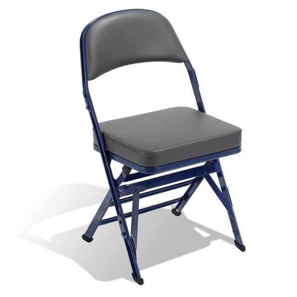 4400 Uplift  The most popular folding chair for arenas that require high capacity portable seating, the model 4400 features a thicker padded seat to keep spectators in comfort.