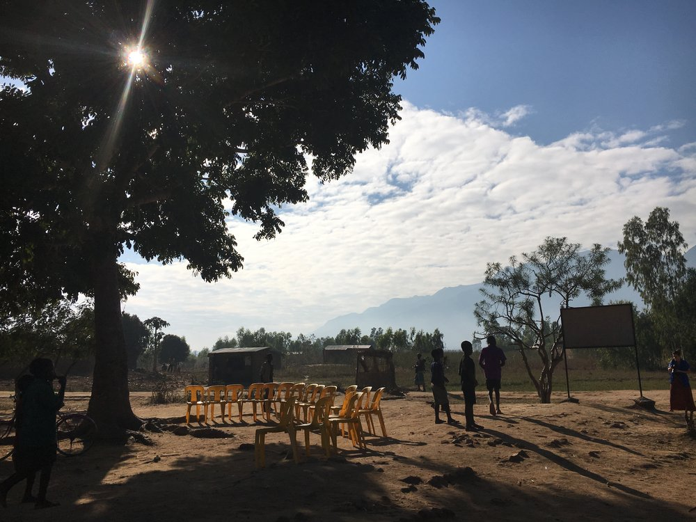 The Mbembembe Primary School, Phalombe District