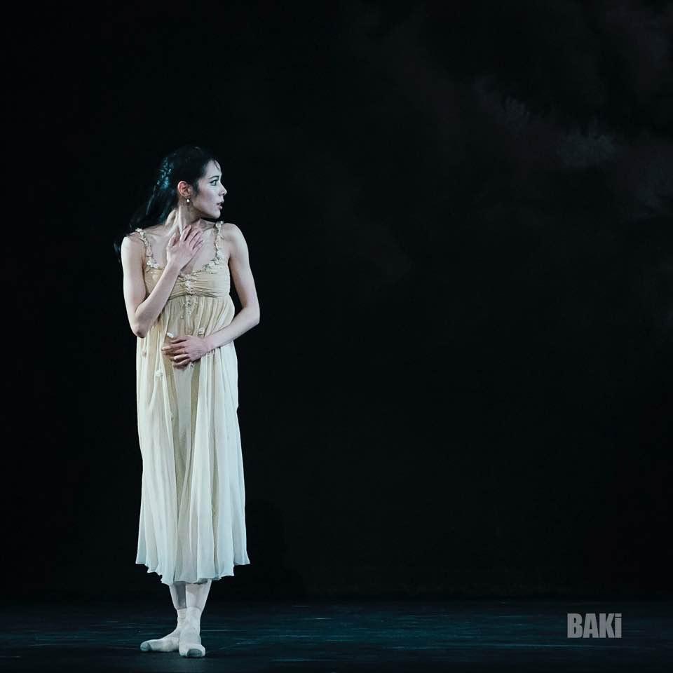 """Juliet in """"John Cranko's Romeo & Juliet"""""""