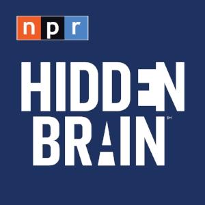 Hidden brain podcast art