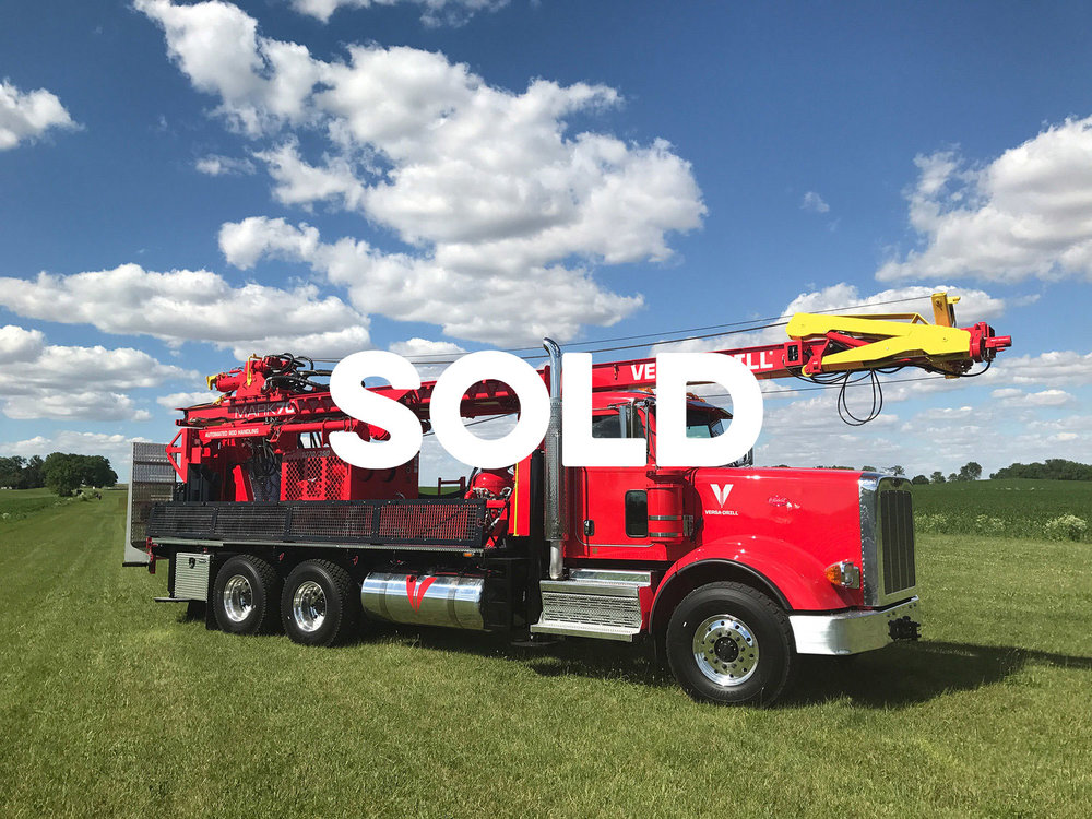 [SOLD] New 2017 Versa-Drill MARK70 (SN 1408)