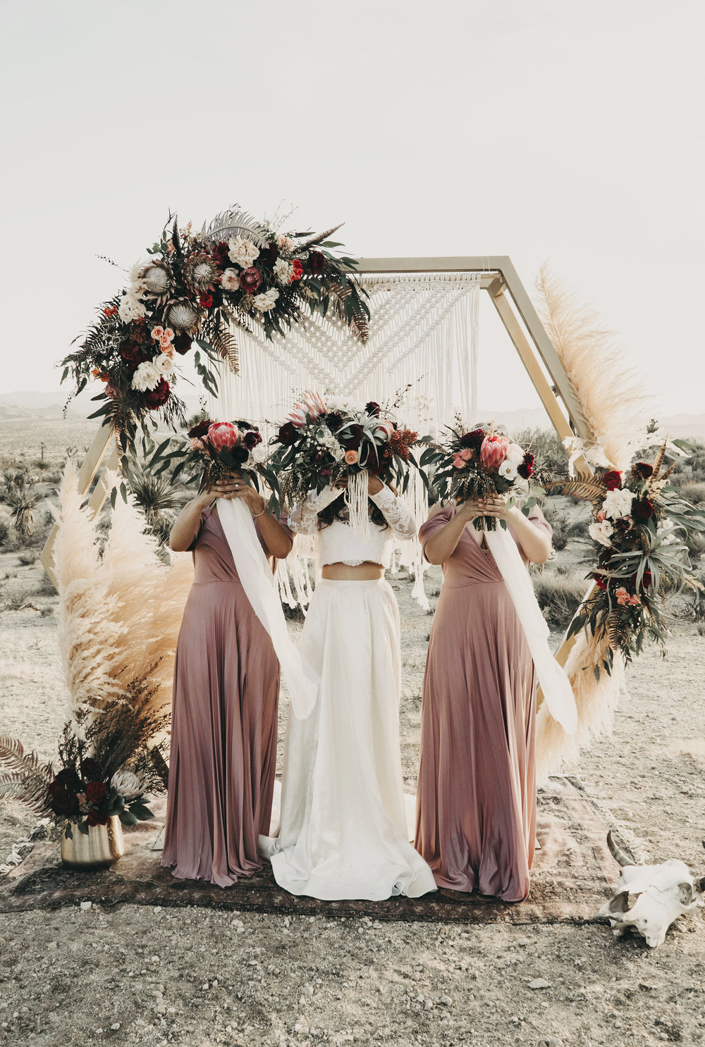 Joshua Tree Elopement - Photos: EMBLDN